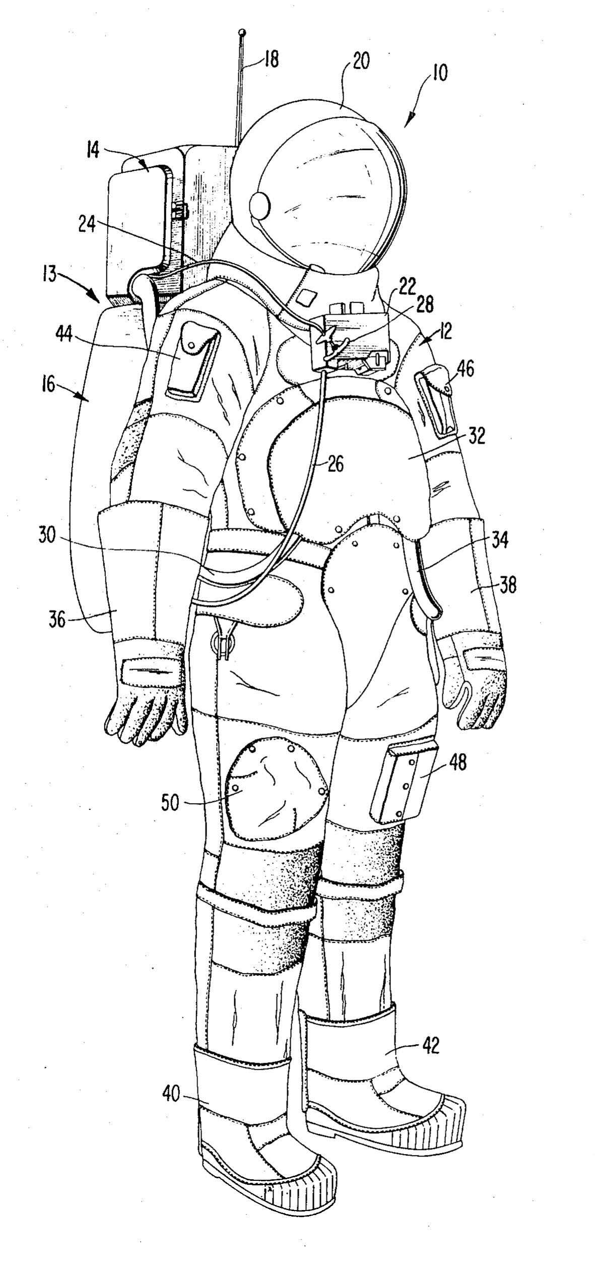 space suit drawing - photo #36